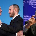 """El Gobierno buscaría postergar deuda a acreedores privados por 4 años. Stiglitz habló de """"quitas significativas"""". Mercado financiero respondió con bajas"""