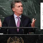 La ONU reclamó a la Argentina una deuda superior a U$S 100 millones, contraída por Mauricio Macri