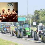 La oligarquía agraria cortará rutas y parará 4 días por 3% extra de retención a la soja
