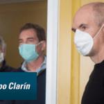 Escándalo Barbijos: Larreta pagó $3000 cada uno a empresa ligada a Grupo Clarín