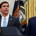 El Pentágono desafía a Trump y rechaza usar el Ejército para controlar la insurrección