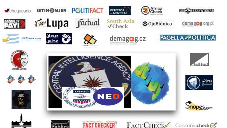 """Desmontando a los """"Fact-Chekers"""" de las redes sociales: ¿Quiénes los financian? Exponiendo el engaño de la falsa """"neutralidad"""" de los censores funcionales al poder"""