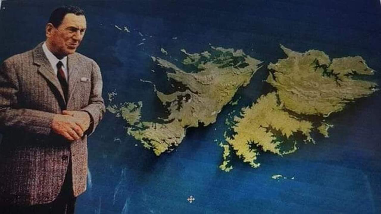 Juan D. Perón: Tercera Posición y defensa integral de la soberanía sobre la Antártida Argentina, las Islas Malvinas y sus islas independientes. Mensaje a la IV Conf. Países No Alineados
