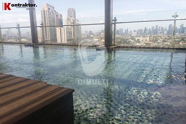 contoh desain kolam renang
