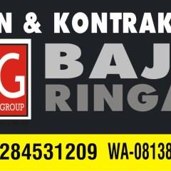 Distributor Baja Ringan Di Depok Kontraktor Atap Jakarta Bogor Tangerang Bekasi
