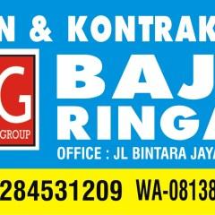 Kontraktor Baja Ringan Jakarta Rangka Atap