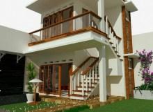 membangun rumah kecil