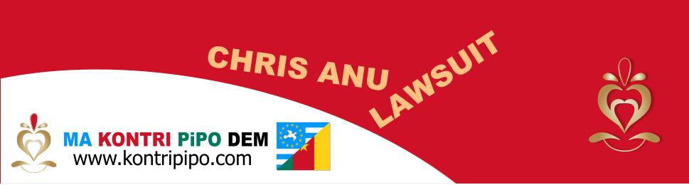Chris Anu Lawsuit update – A summons has been issued