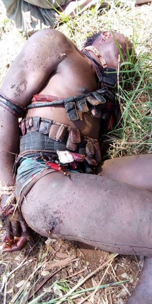 Amba terrorist Captured by the local Population, and given kumKum - He could not handle the Excess KumKum