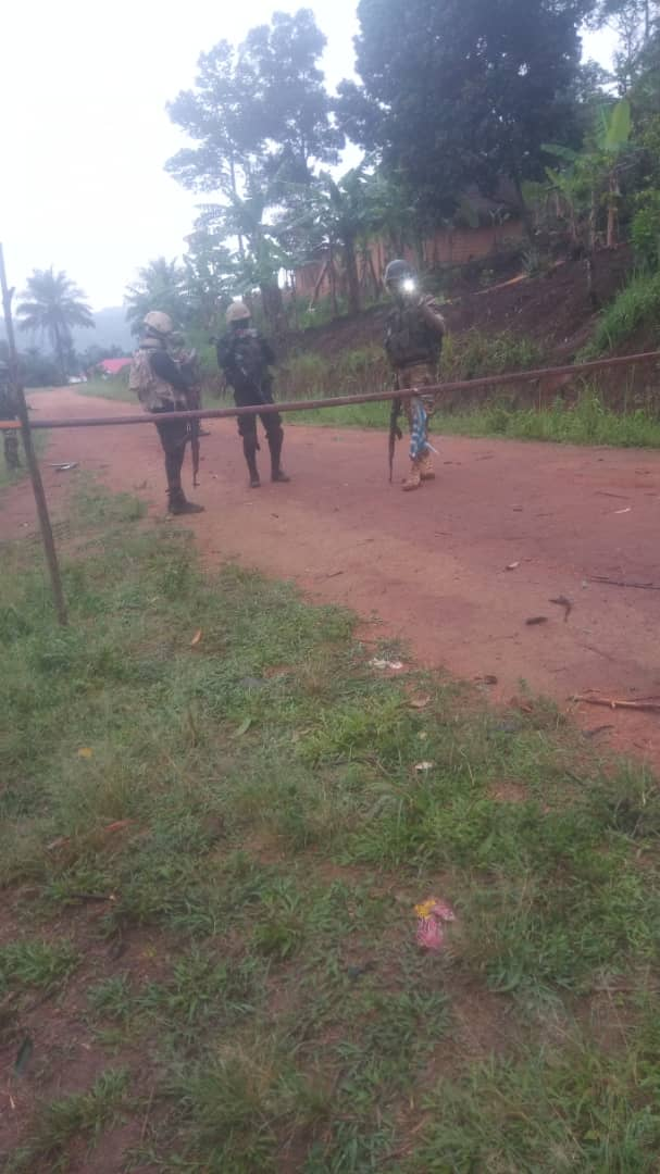 3 Amba fools killed (Sent to Buea) in Nkor NONI by Cameroon Army