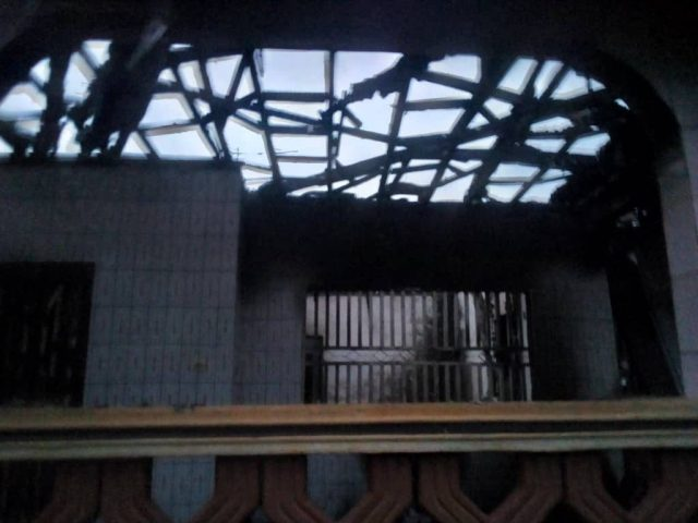 Amba Boys Burning down Civilian properties all over the NW & SW Regions of Cameroon