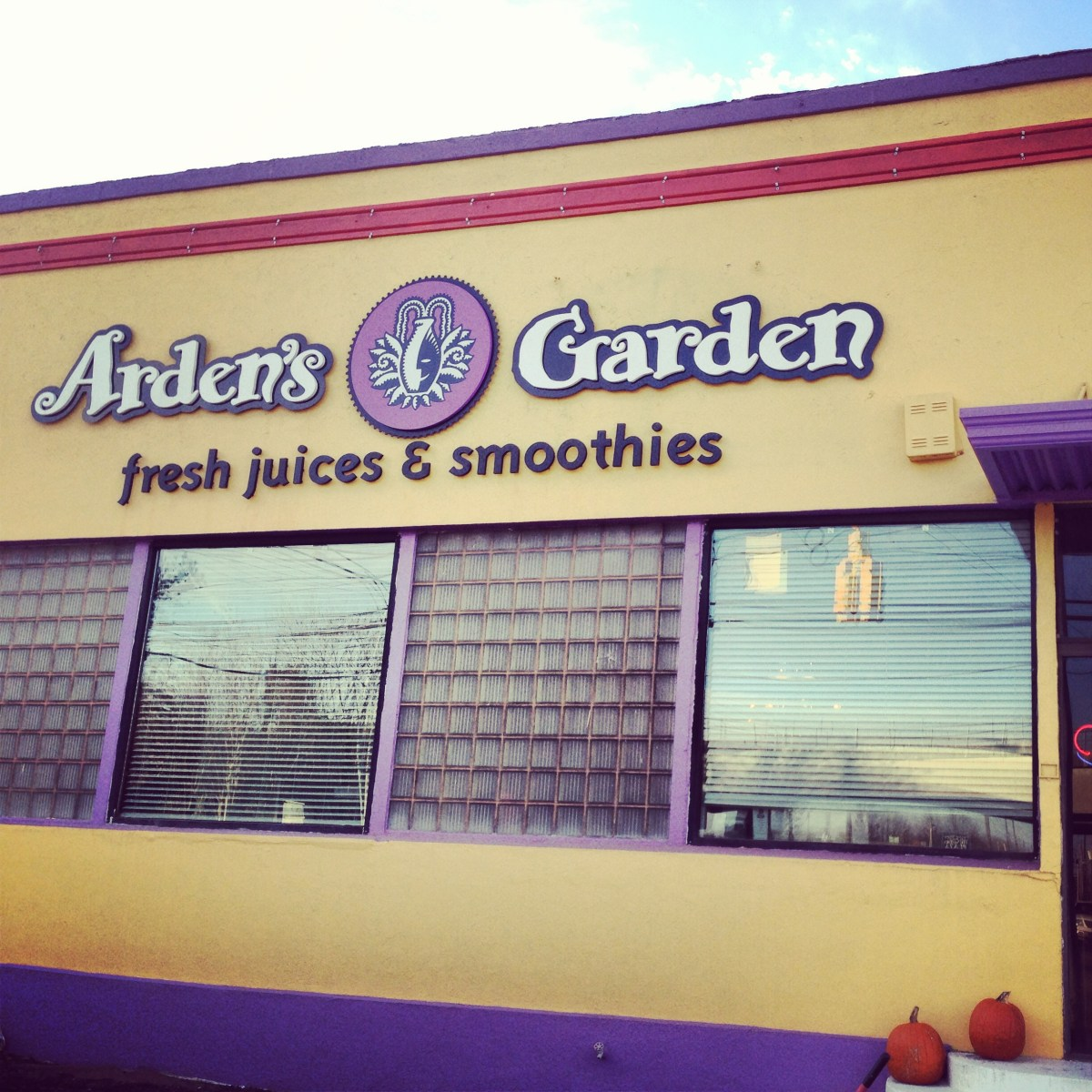 Start your day off with a grand slam from arden s garden can you