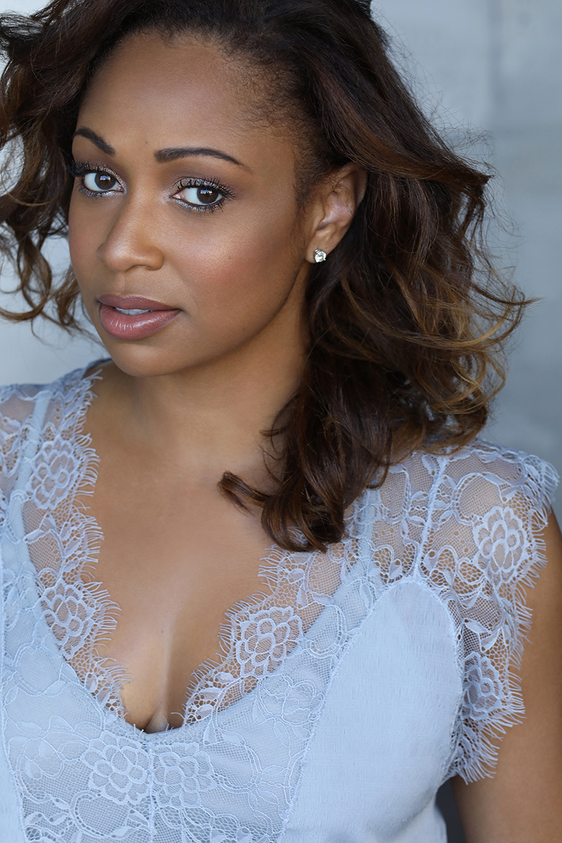 , Meet Ambitious Actress and Attorney Chanté  Bowser