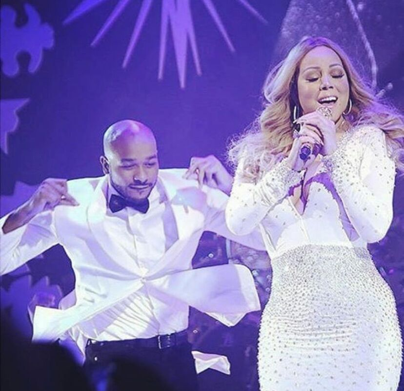 , Anthony Burrell: The Dance Phenomenon Behind Beyoncé, Mariah Carey, and Today's Youth in Performing Arts