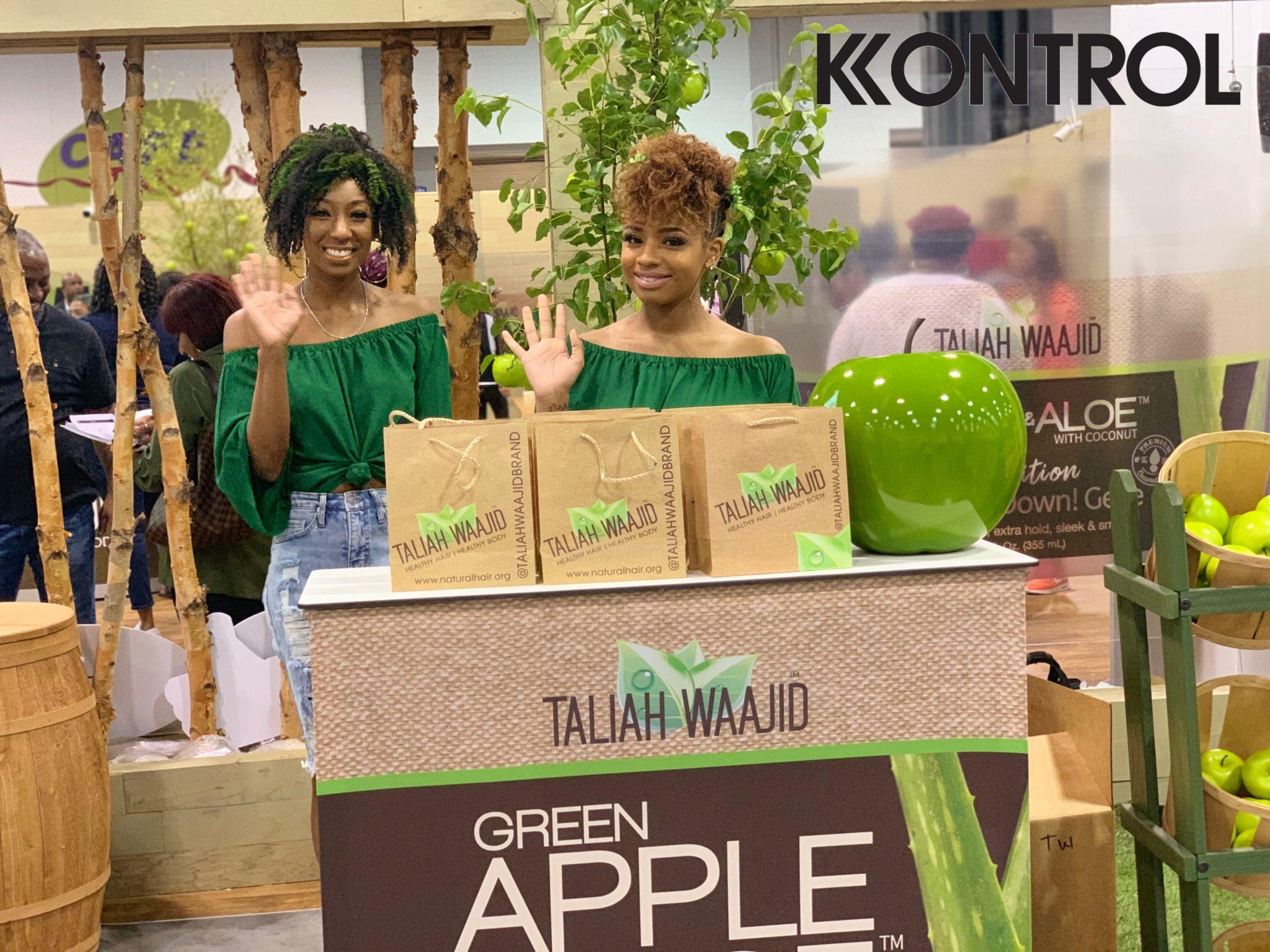 , Taliah Waajid Natural Hair Tour