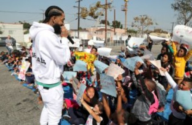 , Nipsey Hussle :Rest In Power