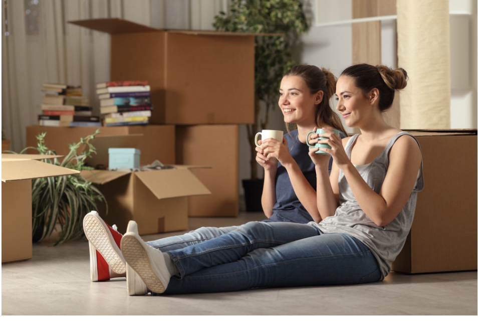 , 4 Tips to Having a Great Relationship With Your New Roommate