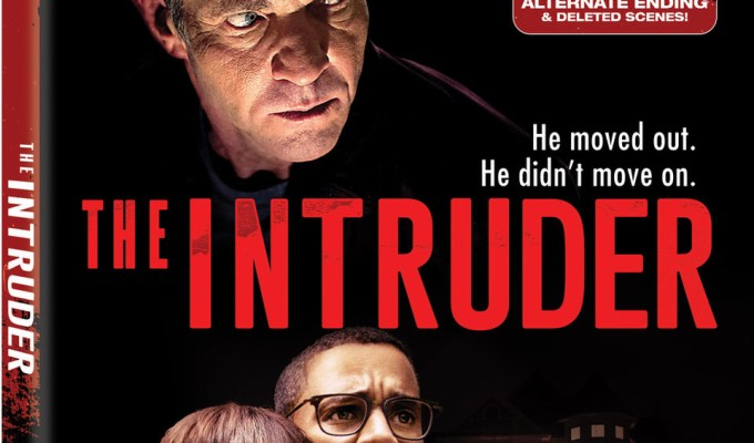 the intruder movie dvd cover
