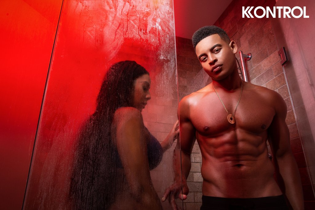, Kontrol Homme Cover: Robert Ri'Chard Bares All