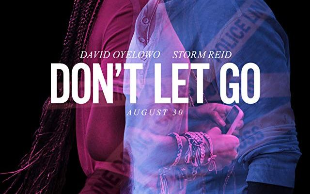 don't let go movie poster