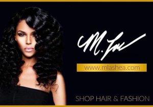 Shop M Lashea Hair Boutique
