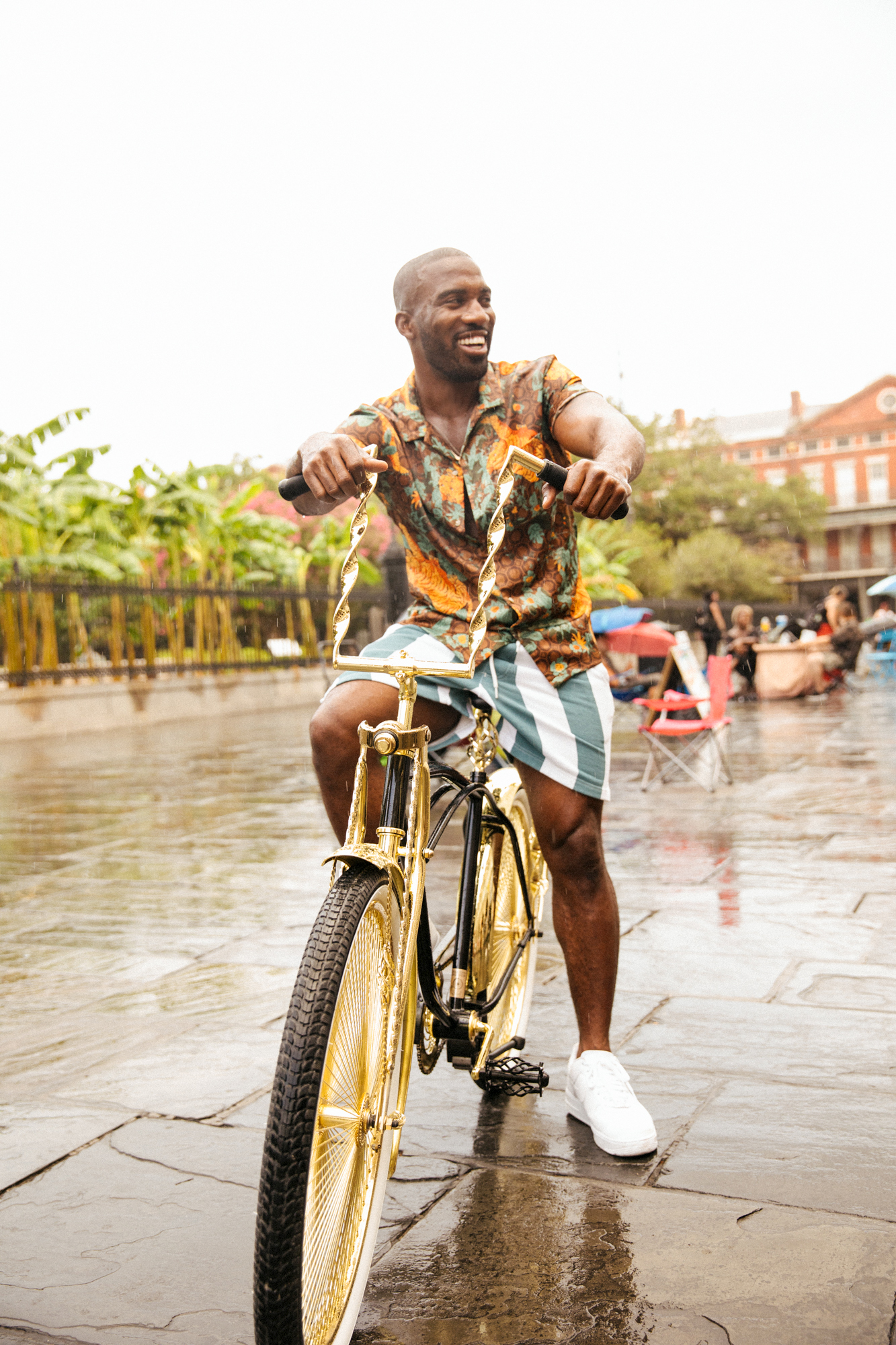 , Creatives Tai Beauchamp and Elton Anderson are an Open Book of Experience in New Travel Series