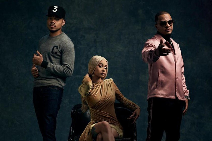 """, TI Stars In & Searches for the Next Rap Star in Netflix's """"Rhythm + Flow!"""""""