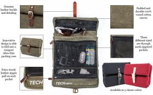 TechAway Travel Roll