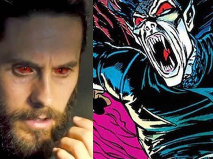 jared leto as morbius kontrol magazine