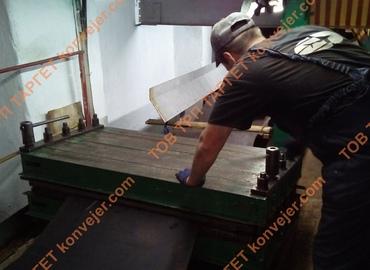 Как правильно стыковать конвейерную ленту