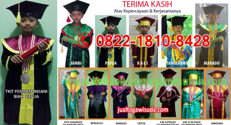 Jual Toga Wisuda Anak Bireuen Nangro  Aceh Darussalam