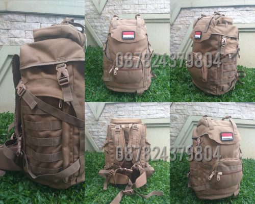 Read more about the article Konveksi Tas Carrier Tactical