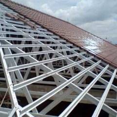 Harga Besi Baja Ringan Untuk Kanopi Jasa Pemasangan Atap Rangka Tukang