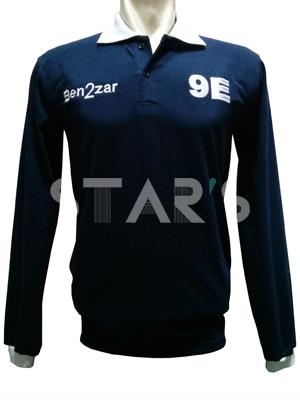 Kaos Polo Kelas SMP Manado