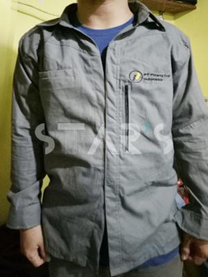 Seragam Kemeja Kerja PT. Pinang Coal