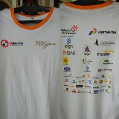 Contoh Produk Kaos Dinas BUMN