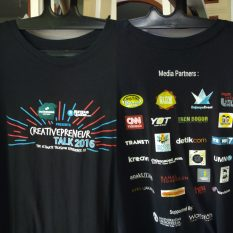 Kaos Creativepreneur Talk 2016