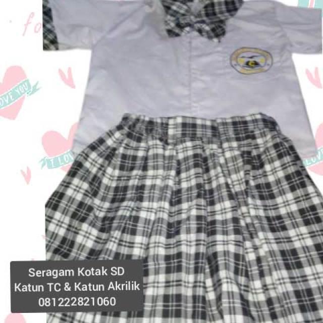 seragam sekolah paud termurah di di Makasar Jakarta Timur
