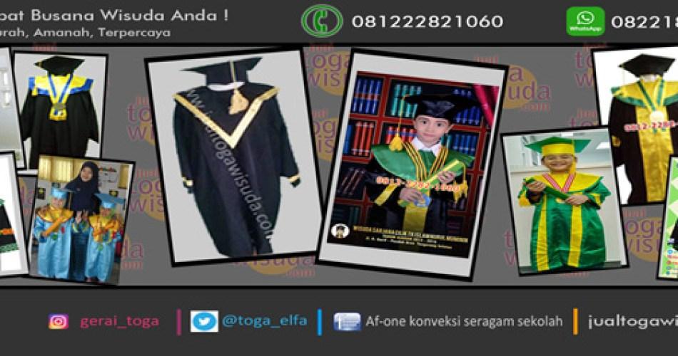 alamat konveksi seragam sekolah TK di Taman Sari Jakarta Barat