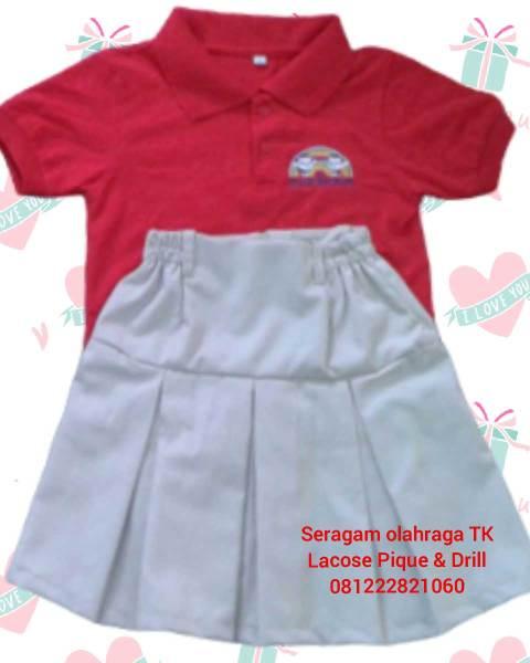 model seragam sekolah tk murah di di Pulo Gadung Jakarta Timur