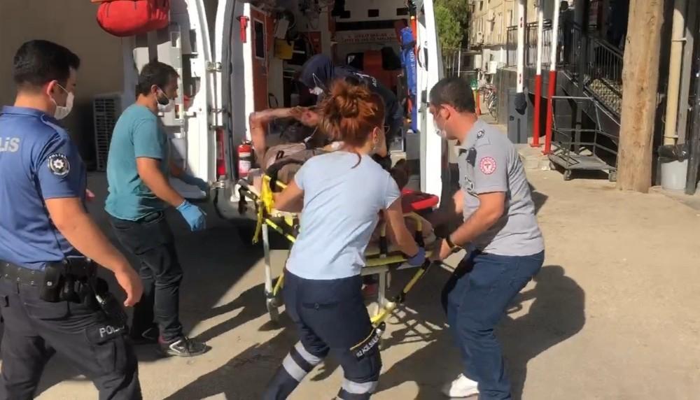 Resulayn'daki saldırıda yaralanan SMO askerleri Ceylanpınar'a getirildi