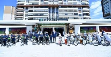 Başkan Altay Bilgehane öğrencileriyle buluştu