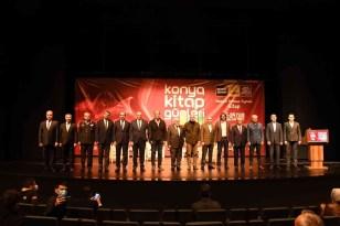 Konya'da Kitap Günleri heyecanı başladı