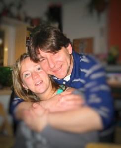 Nicholas Shear és felesége