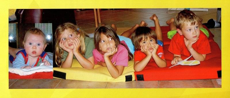 Az unokák 2005-ben