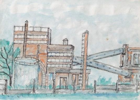 Tokodaltáró szénosztályozó