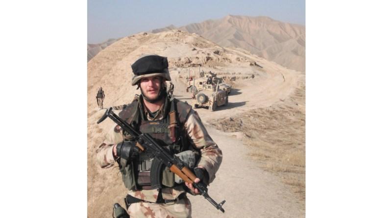 Szabó Csaba Afganisztánban