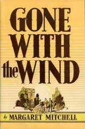 Az Elfújta a szél első kiadásának címlapja
