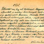 A könyvtár Vendégkönyvéből (1942-1955) 1946. okt. 10.