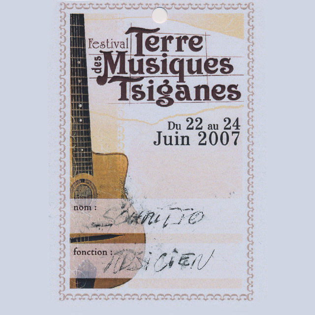 Terre Musiques Tsiganes Strasbourg